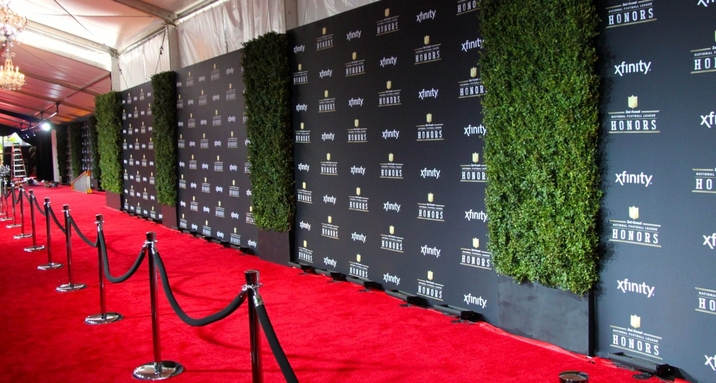 Red Carpet Photo Booth Rental Bucks Photo Booths
