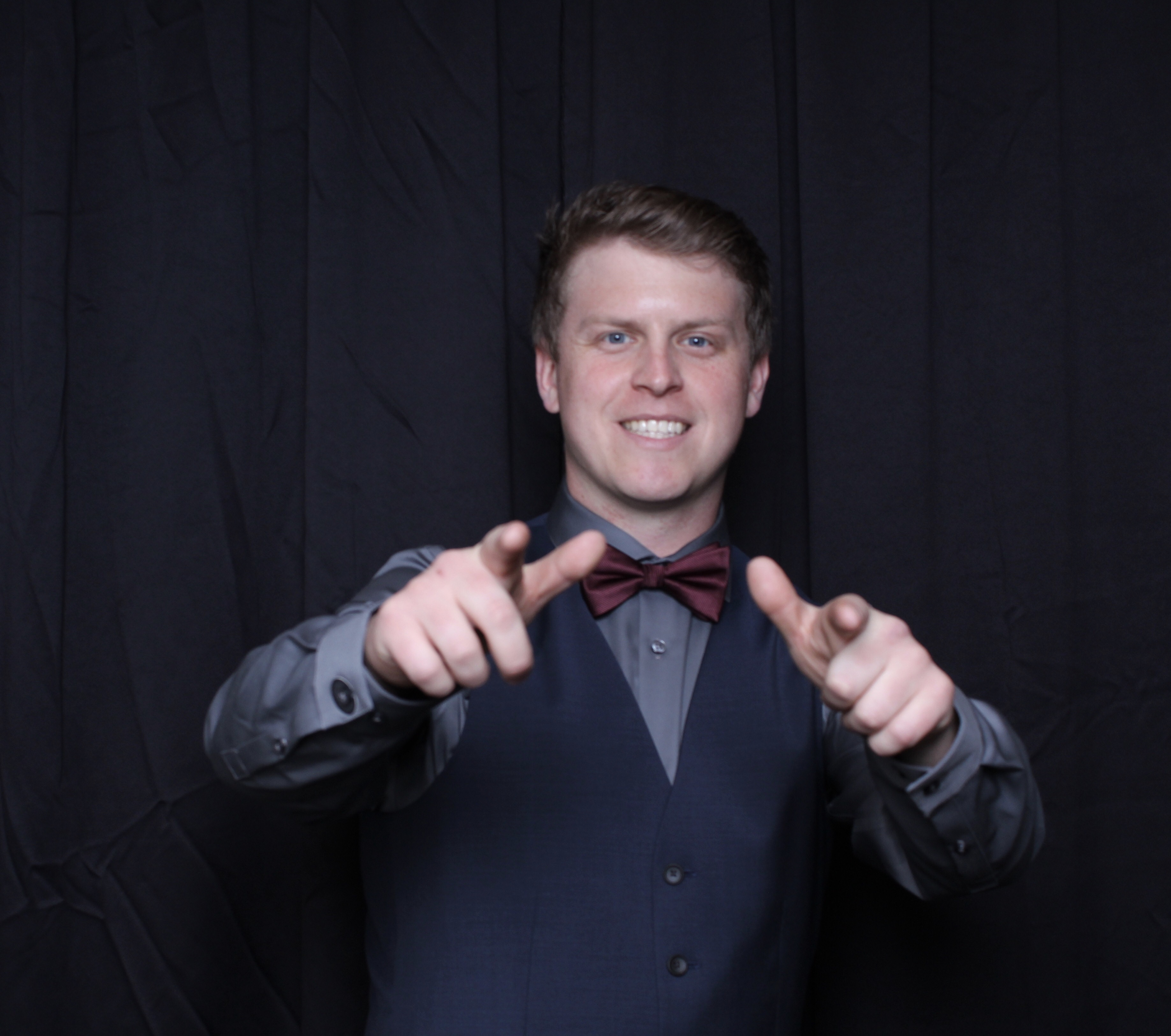 Kyle Kelly Owner Bucks Photo Booths